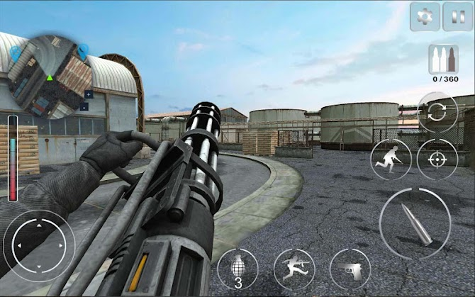 Call Of Modern Warfare : Secret Agent FPS Android 2