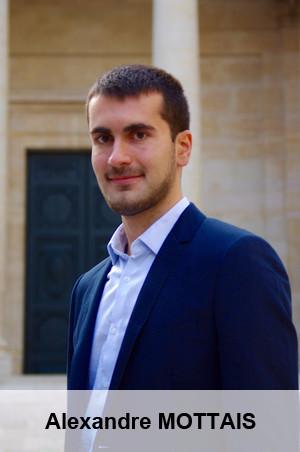 Découvrir le profil d'Alexandre MOTTAIS