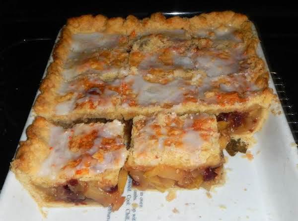 Zucchini Craisen Slices Tastes Like Apple Pie