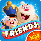 33.  Candy Crush Friends Saga
