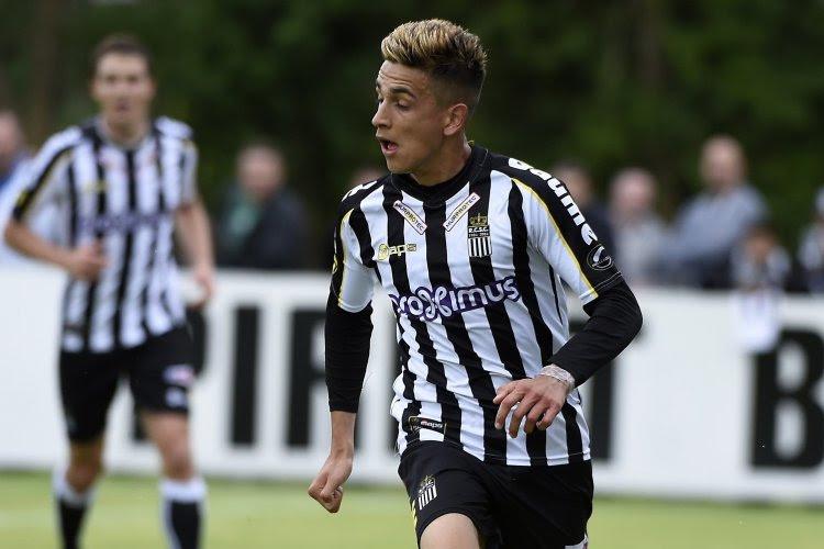Charleroi : Jessy Galvez Lopez évincé de la sélection pour le déplacement à Lokeren