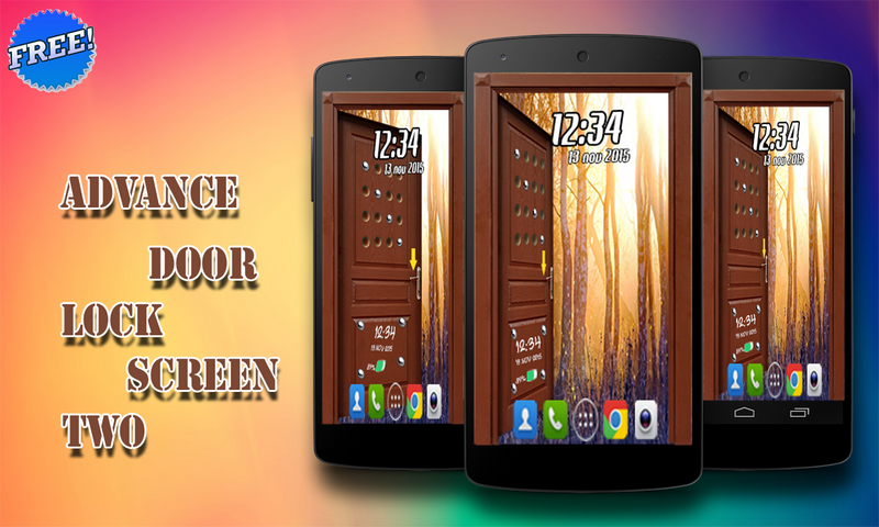 android Advance Door LockScreen 2 Screenshot 3