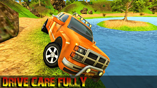 Extreme Offroad Driving Revolution : Spin Tires 1.0 screenshots 4