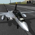F18 Airplane Simulator 3D icon