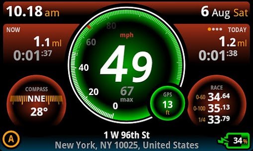 Ulysse Speedometer Pro Apk (Purchased) 5