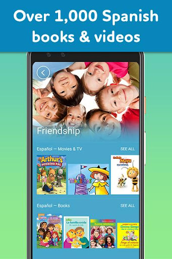 Amazon FreeTime Unlimited: Kids Shows, Games, More 2.0.0.203376 screenshots 8