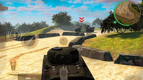 Warfare Impact - náhled