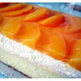 Peach Cake.