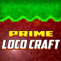 Prime 3D Loco Craft: Best Adventure and Survival icon