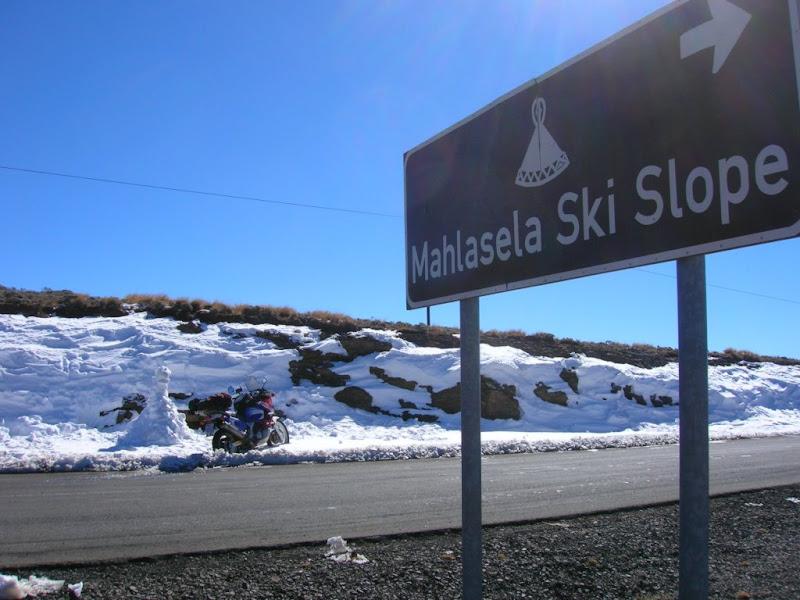 Moteng Pass on the way to Afri-Ski, Lesotho
