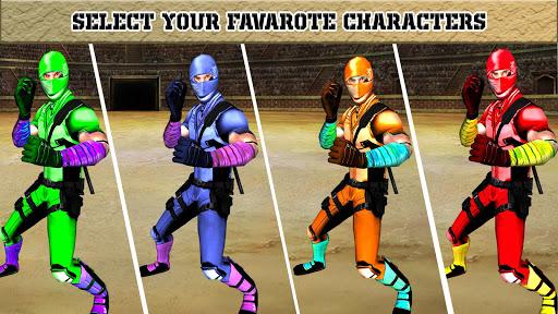Ninja Kung Fu Fighting Champion 1.1 screenshots 1