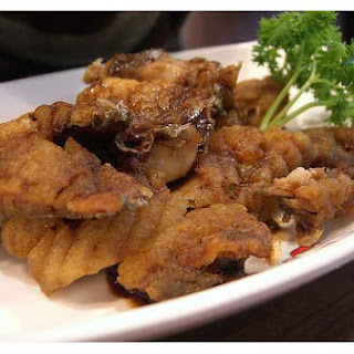 Deep-Fried Pork