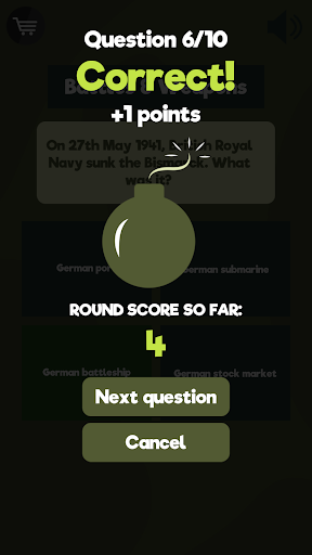 World War II: Quiz Game & History Trivia  screenshots 5