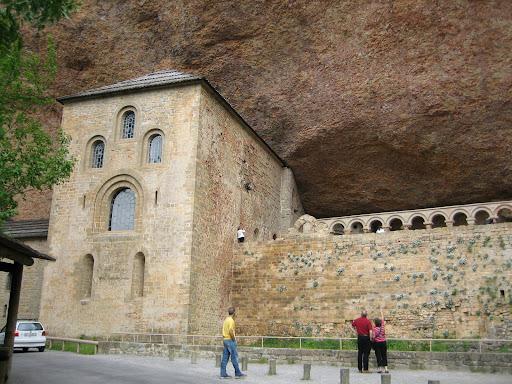 San Juan de la Peña - Huesca