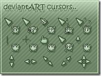 free mouse cursor,change mouse cursor,滑鼠游標下載,可愛滑鼠游標,動態滑鼠游標,unofficial_dA_cursors_by_arrioch