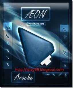 free mouse cursor,change mouse cursor,動態滑鼠游標,AEON