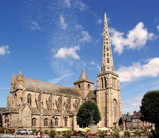 photo de Cathédrale Saint Tugdual