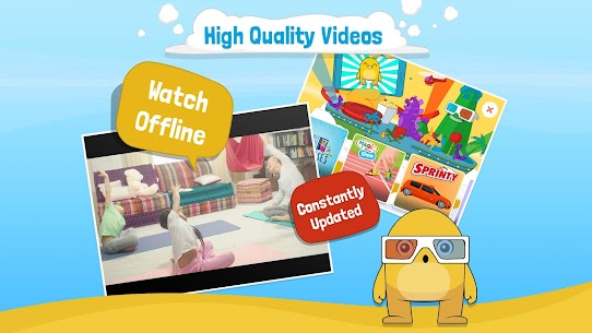 Magic Kinder Official App – Free Family Games 10