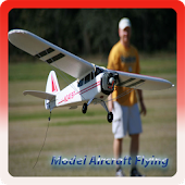 Model Aircraft Flying