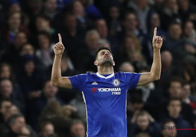 Officiel: accord trouvé entre Chelsea et l'Atlético Madrid pour Costa