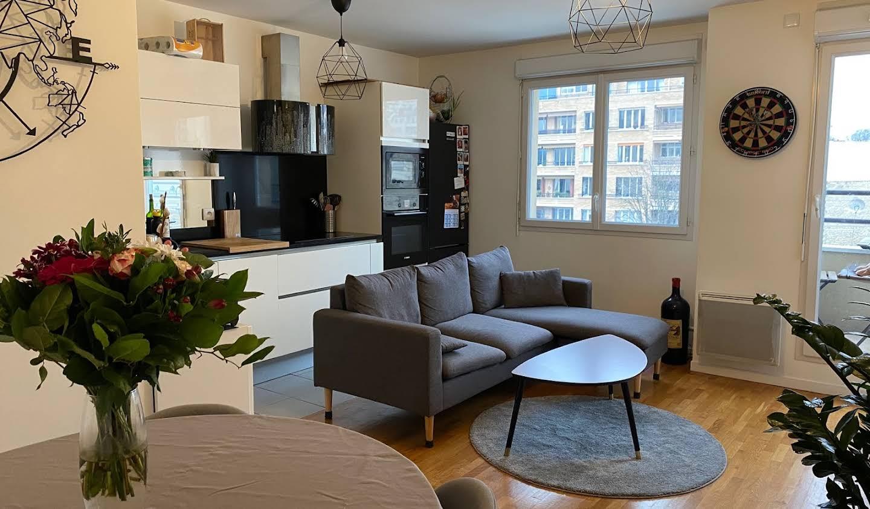 Appartement avec terrasse Vanves