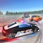 Police Chase Car Drifting Game: Cop Car Driver Sim icon
