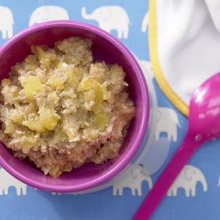 Porridge with Pasta.