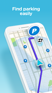 Waze GPS Mod Apk Latest Version (Unlocked) 4.60.0.5 7