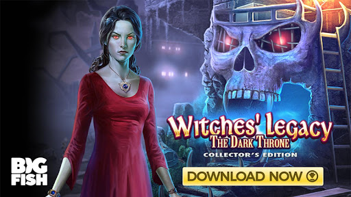 Hidden Objects - Witches  Legacy: The Dark Throne 이미지[5]