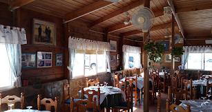 Interior del Restaurante El Parque.