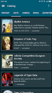 Download Wuxia Reader APK latest version app for android devices
