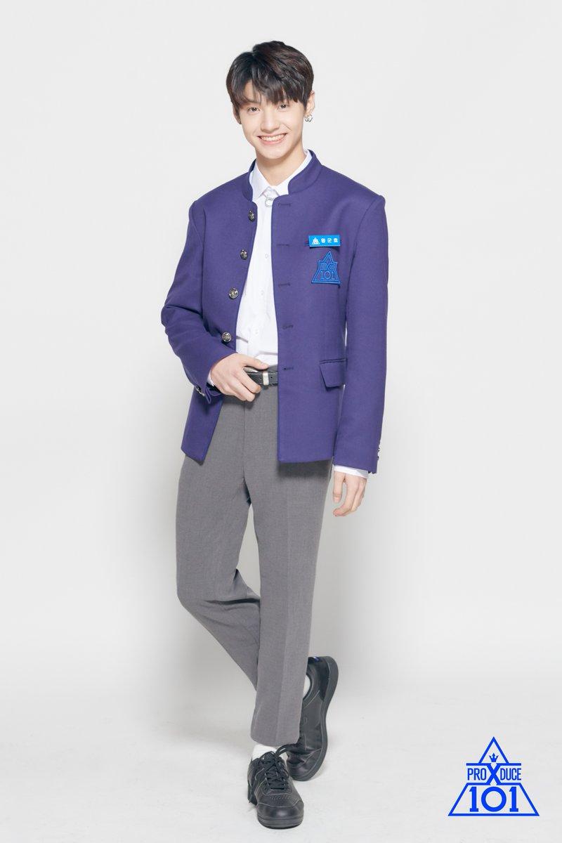 Wang_Jyunhao_Produce_X_101_Profile