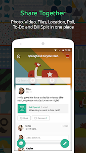 BAND – The Ultimate Group App - screenshot thumbnail