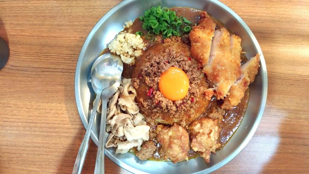 綜合台灣咖哩飯