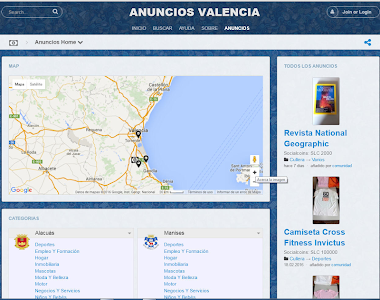 Anuncios Valencia screenshot 2
