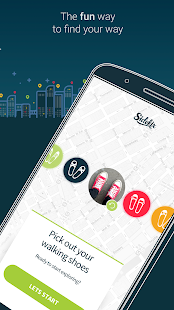 Sidekix: City maps, Navigation- screenshot thumbnail