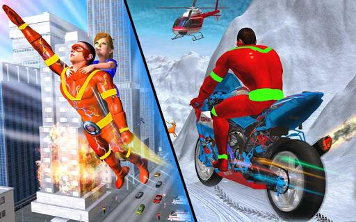 Light Speed Robot Doctor Hero - Rescue & Survival 2.4 Screenshots 13