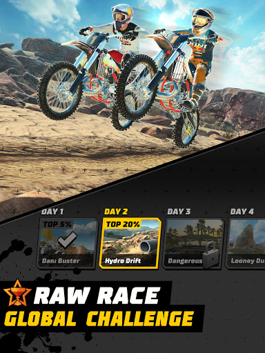 Dirt Bike Unchained apktram screenshots 13