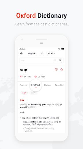 U-Dictionary: Oxford Dictionary Free Now Translate screenshot 2