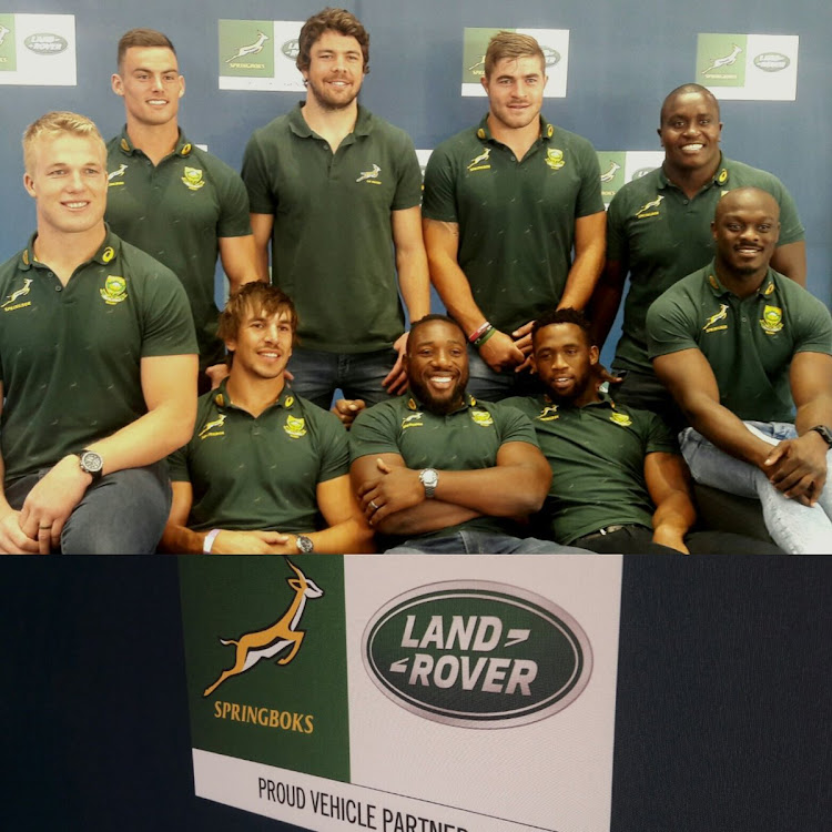Land Rover Put Their Muscle Behind The Boks