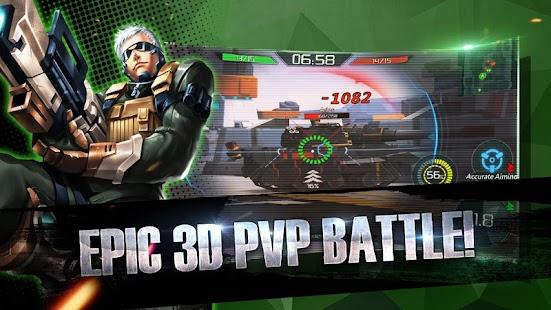 Mad Tanks - eSports TPS Screenshot