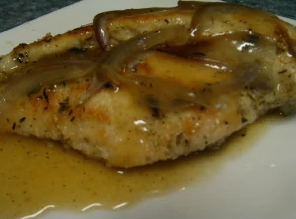 Maple Baked Chicken Breast