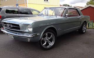 Ford Mustang HT Rent Blekinge