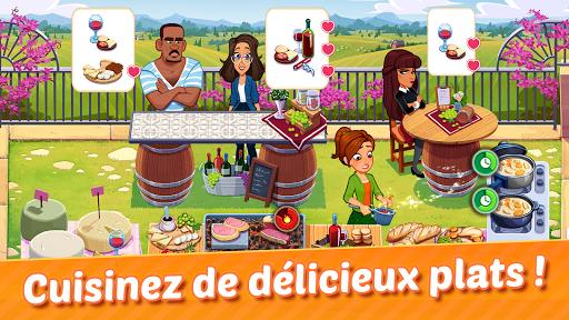 Télécharger Delicious World - jeu de cuisine apk mod screenshots 4