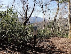 雲洞谷山から武奈ヶ岳方面