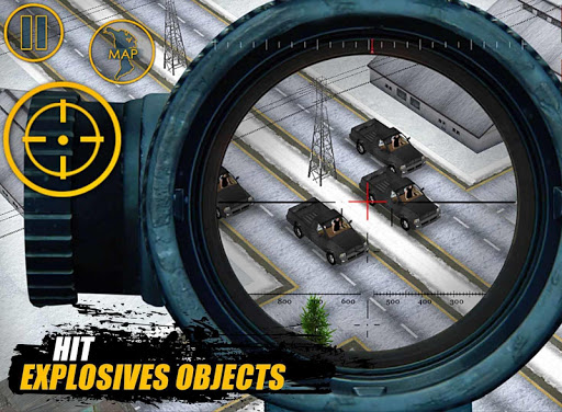 Sniper Shooter 3D Assassin Offline Shooting Games screenshots 1