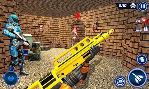 FPS Robot Shooter Strike: Anti-Terrorist Shooting apkpoly screenshots 8