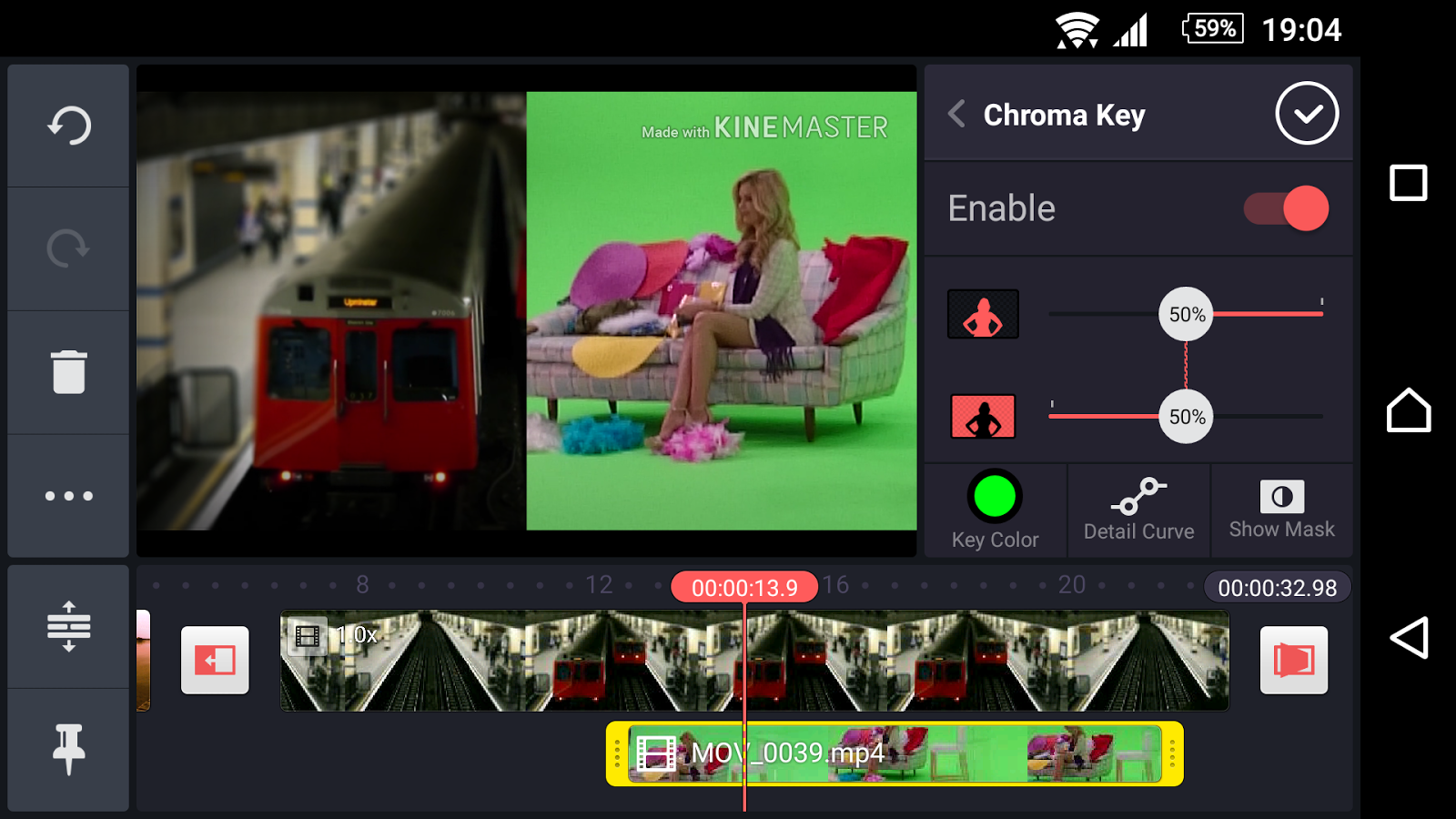 KineMaster – Pro Video Editor- screenshot