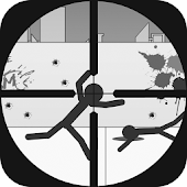 Stickman Shooter : Gun and Gun