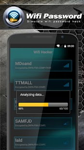 WIfi Password Prank - screenshot thumbnail